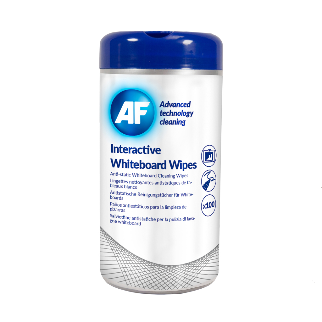 Interactive Whiteboard Wipes Af International