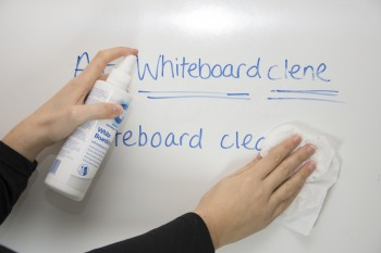How To Clean Your Whiteboard (– It really is as easy as 1, 2, 3!)