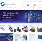 A Fresh New Website For AF International